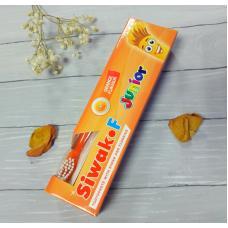 Зубная паста детская апельсин 70 гр.